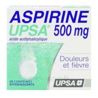 ASPIRINE UPSA 500 mg, comprimé effervescent à Bergerac