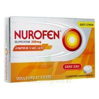 NUROFEN 200 mg, comprimé orodispersible à Bergerac
