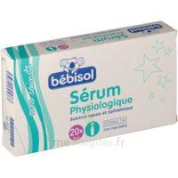 BEBISOL MES SOINS Solution nasale sérum physiologique 20 Doses/5ml à Bergerac
