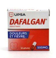 DAFALGAN 500 mg Gélules 2plq/8 (16) à Bergerac