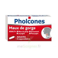 Pholcones Bismuth Adultes, Suppositoire à Bergerac