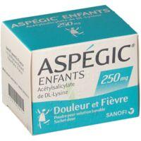 ASPEGIC ENFANTS 250, poudre pour solution buvable en sachet-dose à Bergerac