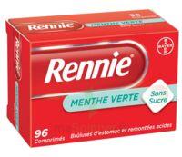 RENNIE SANS SUCRE, comprimé à croquer à Bergerac