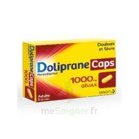 DOLIPRANECAPS 1000 mg Gélules Plq/8 à Bergerac