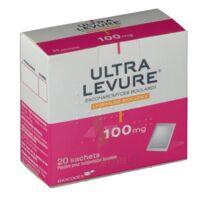 ULTRA-LEVURE 100 mg Poudre pour suspension buvable en sachet B/20 à Bergerac