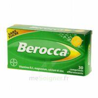 Berocca Comprimés effervescents sans sucre T/30 à Bergerac