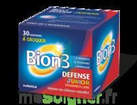 Bion 3 Défense Junior Comprimés à Croquer Framboise B/30 à Bergerac