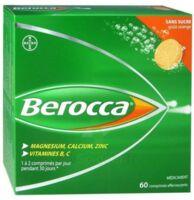 Berocca Comprimés effervescents sans sucre T/60 à Bergerac