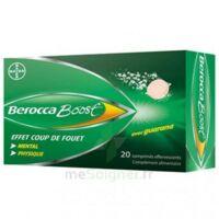Beroccaboost Comprimés effervescents B/20 à Bergerac