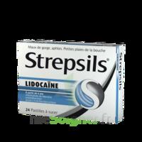 Strepsils lidocaïne Pastilles Plq/24 à Bergerac