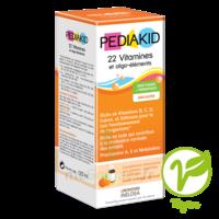 Pédiakid 22 Vitamines et Oligo-Eléments Sirop abricot orange 125ml à Bergerac