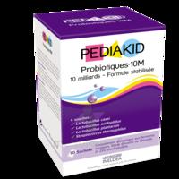 Pédiakid Probiotiques 10m Poudre 10 Sachets à Bergerac