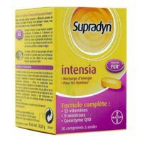 Supradyn Intensia Comprimés B/30 à Bergerac