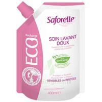 Saforelle Solution Soin Lavant Doux Eco-recharge/400ml à Bergerac