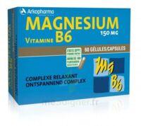 Arkovital Magnésium Vitamine B6 Gélules 2*B/60 à Bergerac