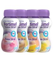 Fortimel Protein Nutriment multi saveurs caramel/vanille/fraise/mangue 4 Bouteilles/200ml à Bergerac