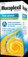 MUCOPLEXIL 5 % Sirop édulcoré à la saccharine sodique sans sucre adulte Fl/250ml à Bergerac