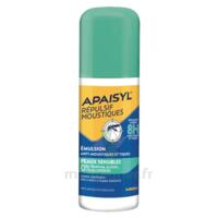 Apaisyl Répulsif Moustiques Emulsion peaux sensibles 90ml à Bergerac
