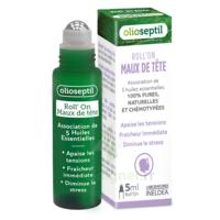 Olioseptil Huile Essentielle Maux De Tête Roll-on/5ml à Bergerac