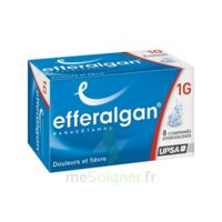 EFFERALGANMED 1 g Cpr eff T/8 à Bergerac