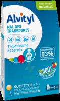 Alvityl Sucette Mal Des Transports B/10 à Bergerac