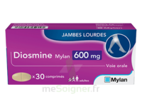 Diosmine Mylan 600 Mg, Comprimé à Bergerac