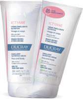 Ducray Ictyane Crèmes Duo 2 X 200ml à Bergerac