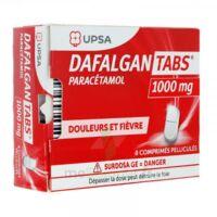 Dafalgantabs 1 G Cpr Pell Plq/8 à Bergerac