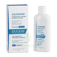 Ducray Squanorm Shampooing Pellicule Grasse 200ml à Bergerac